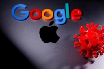苹果谷歌联手推出疫情追寻App